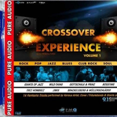 V/A - Crossover Experience ( 1 BLU-RAY Audio ) - Muzica Jazz