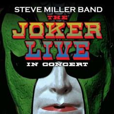 Steve Miller - Joker Live Mmxiv ( 1 CD )