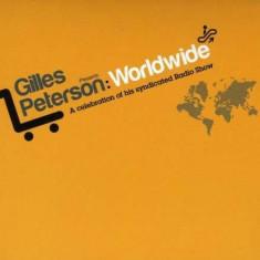 Gilles Peterson - Worldwide ( 2 CD ) - Muzica House