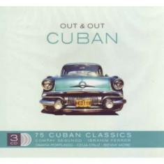 V/A - Cuban - Out & Out 3cd.. ( 3 CD ) - Muzica Latino