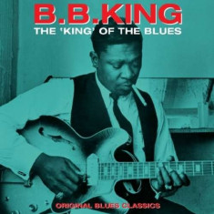 B.B. King - King of the Blues ( 1 VINYL ) - Muzica Blues