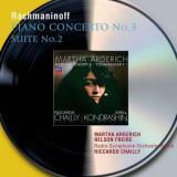 S. Rachmaninov - Piano Concerto No.3/ Suite ( 1 CD ) - Muzica Clasica