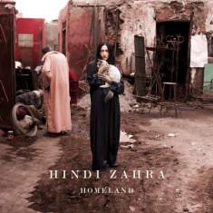 Hindi Zahra - Homeland ( 1 CD ) - Muzica Ambientala