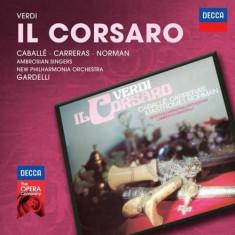 G Verdi - Il Corsaro (Decca Opera) ( 2 CD ) - Muzica Opera