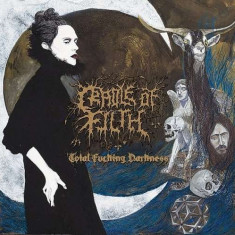 Cradle of Filth - Total Fucking Darkness ( 1 CD ) - Muzica Rock