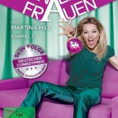 Martina Hill - Knallerfrauen-Staffel 3 ( 2 DVD ) - Muzica Pop