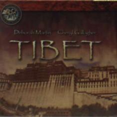 Deborah/Cheryl Ga Martin - Tibet ( 1 CD ) - Muzica Ambientala