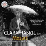 Clara Haskil - Plays Mozart ( 1 CD )