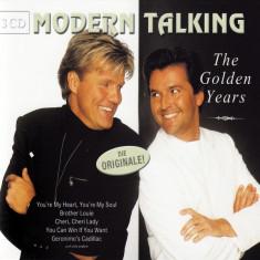 Modern Talking - The Golden Years ( 3 CD ) - Muzica Pop