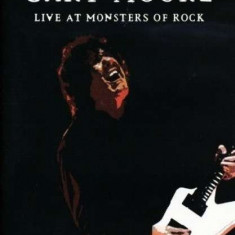 Gary Moore - Live at Monsters of Rock ( 1 DVD ) - Muzica Blues