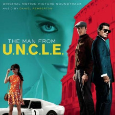 OST - The Man From U.N.C.L.E. ( 1 CD ) - Muzica soundtrack