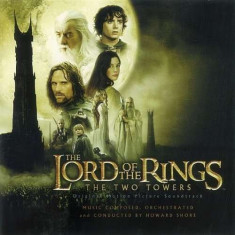OST - Lord Of The Rings 2 ( 1 CD ) - Muzica soundtrack