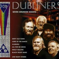 Dubliners - Seven Drunken Nights ( 3 CD ) - Muzica Folk