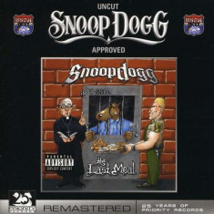 Snoop Dogg - Tha Last Meal ( 1 CD ) - Muzica Pop
