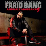 Farid Bang - Asphalt Massaka 3 ( 2 CD ) - Muzica Hip Hop