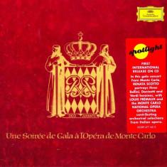 Renata Scotto - Une Soiree de Gala a l'Opera de Monte Carlo ( 1 CD ) - Muzica Opera