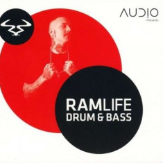 V/A - Ramlife / Mixed By Audio ( 1 CD ) - Muzica Drum and Bass