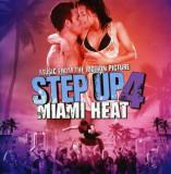 OST - Step Up 4 - Miami Heat ( 1 CD )