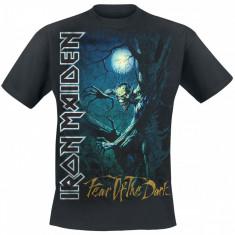 Tricou Iron Maiden - Fear of the Dark Tree Sprite - Tricou barbati, Marime: M, XL, Maneca scurta