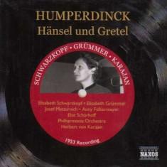 E. Humperdinck - Hansel Und Gretel 1953 ( 2 CD ) - Muzica Clasica