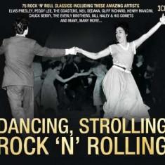 Artisti Diversi - Dancing Strolling Rock 'N' Rolling ( 3 CD ) - Muzica Rock & Roll