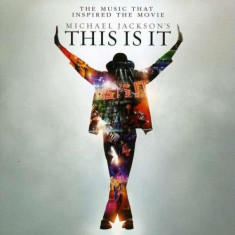 Michael Jackson - Michael Jackson's This Is It ( 2 CD ) - Muzica Pop