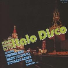 Artisti Diversi - From Russia With Italo Disco Vol.1 ( 1 CD ) - Muzica Dance