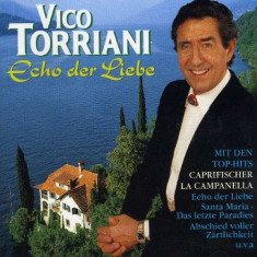 Vico Torriani - Echo der Liebe ( 1 CD ) - Muzica Blues