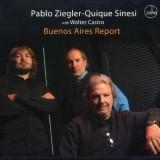 Pablo Ziegler - Buanos Aires Report ( 1 CD )