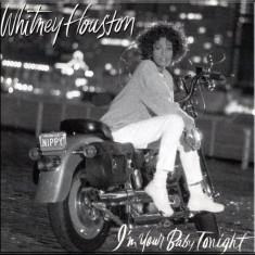 Whitney Houston - I'm Your Baby Tonight ( 1 CD ) - Muzica R&B