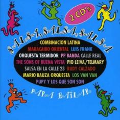 Artisti Diversi - Salsa Salsa Salsa Para.. ( 2 CD ) - Muzica Ambientala