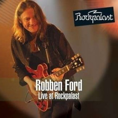 Robben Ford - Live At ( 2 CD + 1 DVD ) - Muzica Pop