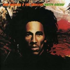 Bob Marley & The Wailers - Natty Dread ( 1 CD ) - Muzica Reggae