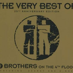 Two Brothers On the 4th F - Very Best of ( 2 CD ) - Muzica Dance