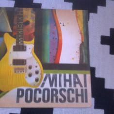 Mihai Pocorschi album disc vinyl lp 1988 electrecord muzica romaneasca pop rock - Muzica Rock electrecord, VINIL