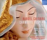 Alessandro de Marchi - Hndel - Caldara: Carmelite Vesper 1709 ( 2 CD )