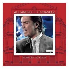 Alejandro Fernandez - Confidencias Reales ( 2 CD ) - Muzica Latino