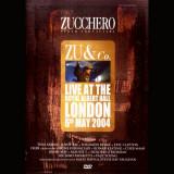 Zucchero - ZU & CO. Live At The Royal Albert Hall London 2004 ( 1 DVD )