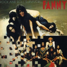 Fanny - Rockand Roll Survivors ( 1 CD ) - Muzica Drum and Bass