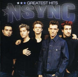 N Sync - Greatest Hits ( 1 CD + 1 DVD )
