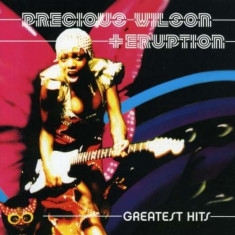 Precious Wilson/Eruption - Greatest Hits ( 1 CD ) - Muzica Blues