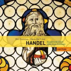 G.F. Handel - Dixit Dominus ( 2 CD ) - Muzica Clasica