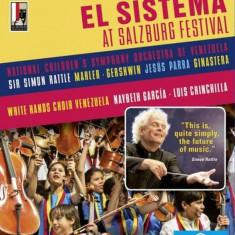 El Sistema - At Salzburg Festival 2013 ( 1 BLU-RAY ) - Muzica Clasica