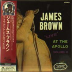 James Brown - Live At the.. -Shm-Cd- ( 1 CD ) - Muzica R&B