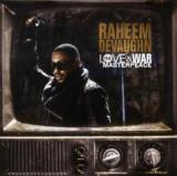 Raheem De Vaughn - The Love & War Master Peace ( 1 CD )