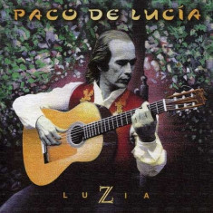 Paco De Lucia - Luzia ( 1 CD ) - Muzica Latino