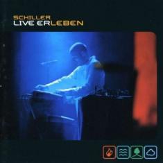 Schiller - Live( Er) Leben ( 1 CD ) - Muzica House