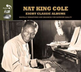 Nat King Cole - 8 Classic Albums ( 1 CD )