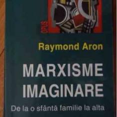Marxisme imaginare  : de la o sfanta familie la alta / Raymond Aron
