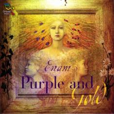 Enam - Purple and Gold ( 1 CD ) - Muzica Ambientala